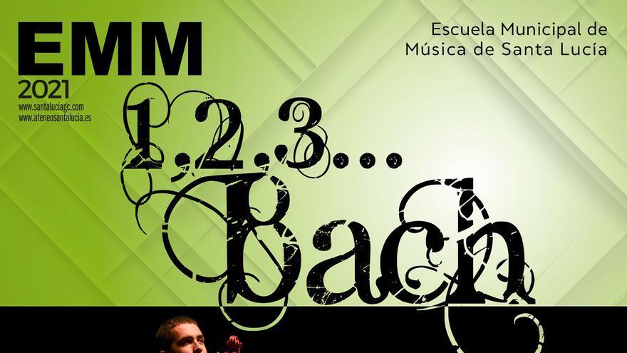 1, 2, 3... Bach