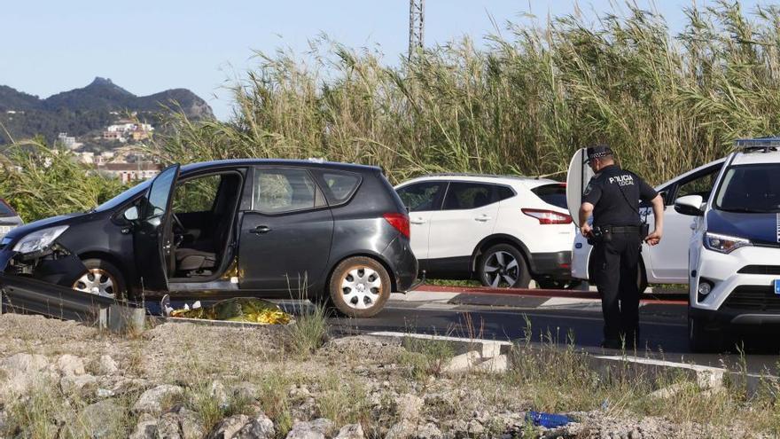 Un vecino de Almussafes fallece en su coche al sufrir un infarto