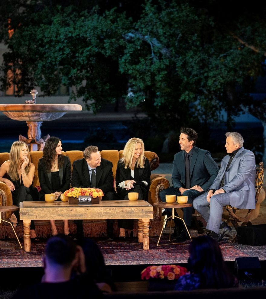 Jennifer Aniston confessa que va robar roba de «Friends» i que encara se la posa