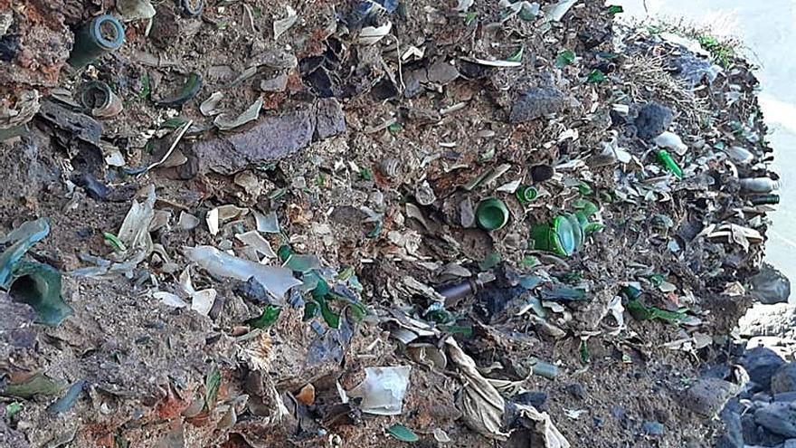 Eliminar los restos del vertedero de  El Fraile cuesta casi 900.000 euros