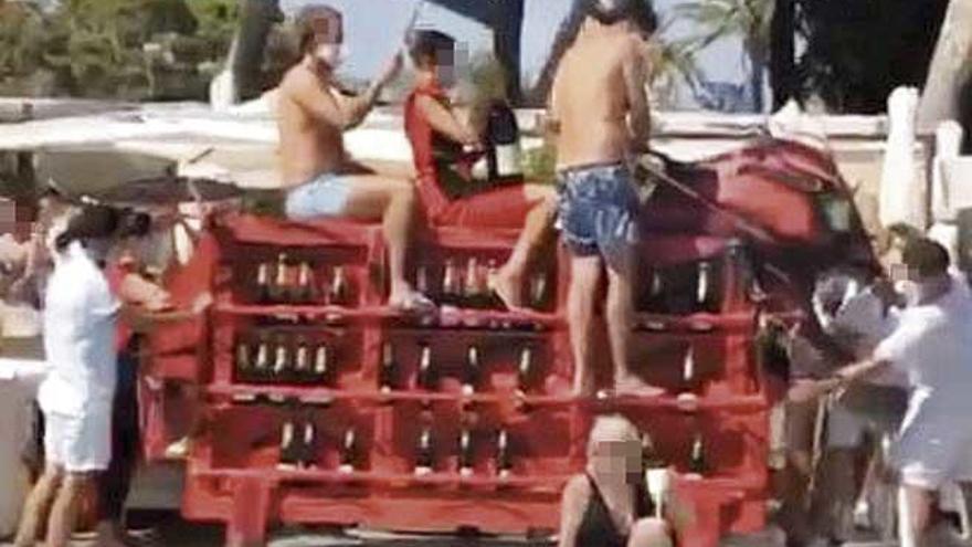Meliá tira de las orejas a Nikki Beach por no respetar las medidas sanitarias en una fiesta
