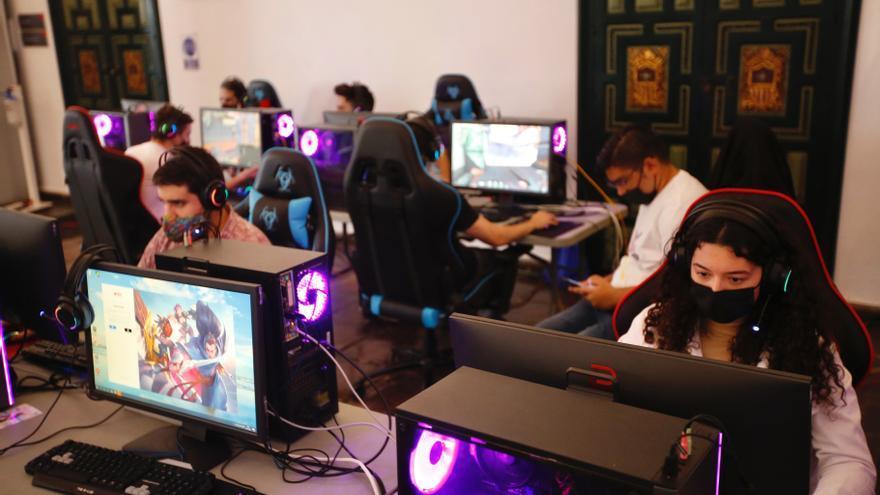 La Feria Gaming cierra en Córdoba con más de 3.000 visitas