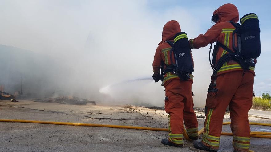 """El Consorcio de Bomberos pide redimensionar su plantilla de 750 trabajadores """"sin cambios desde los años 90"""""""