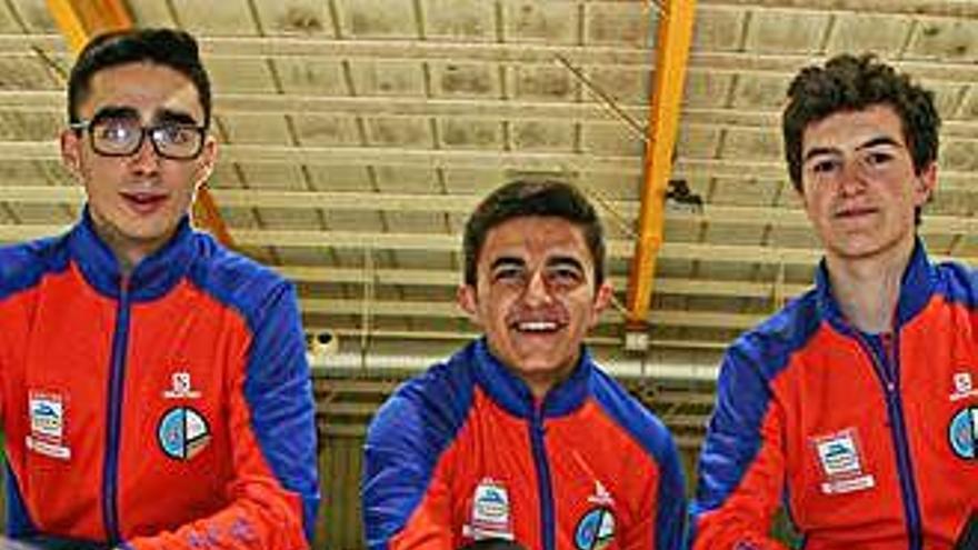 Tres jugadors del Curling Puigcerdà seran al Mundial júnior B de Lohja