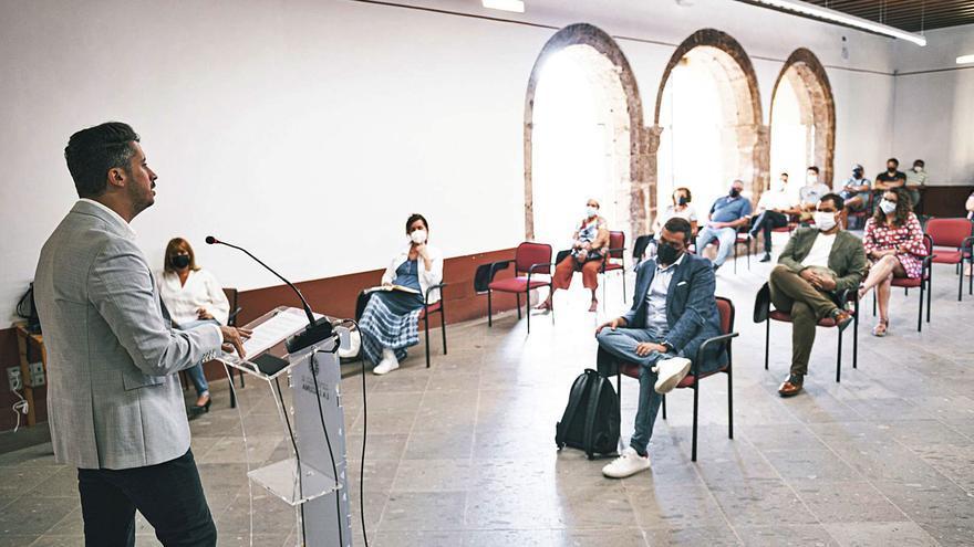 Las consultas para definir el nuevo Mercado de La Laguna comienzan con los recoveros