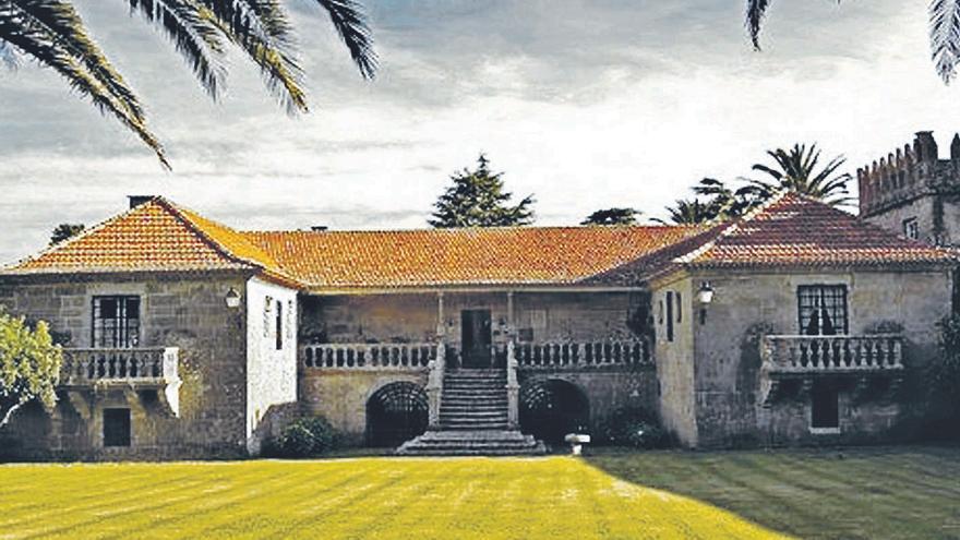 El COVID saca los pazos gallegos a la venta