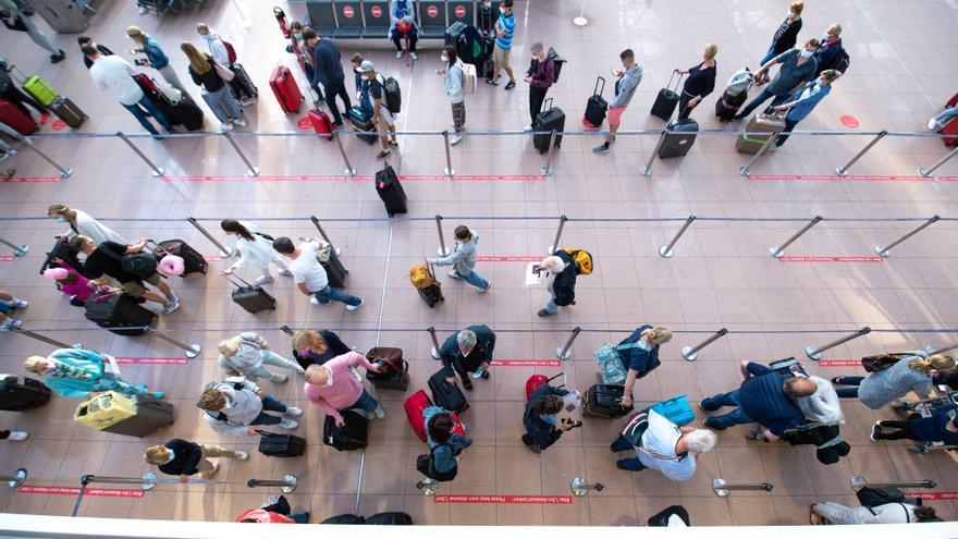 Herbstferien auf Mallorca: Wie lange vor Abflug muss man am Flughafen sein?