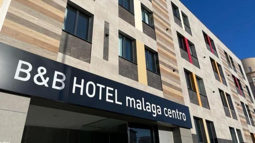B&B Hotels abre un nuevo hotel en Málaga capital