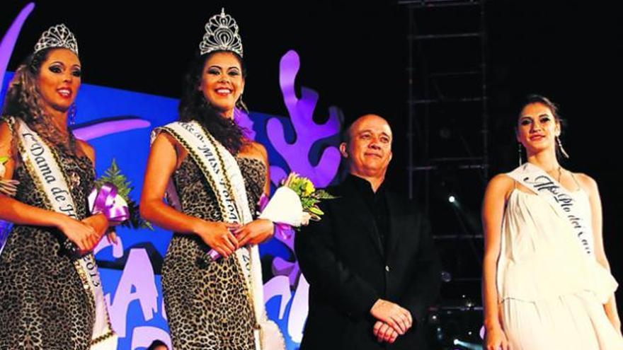 Gabriela Mendieta se proclama Miss Puerto del Carmen 2013