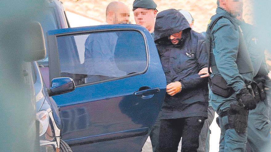 """El asesino de Marta Calvo: """"Mira qué buen lugar para esconder un cadáver"""""""