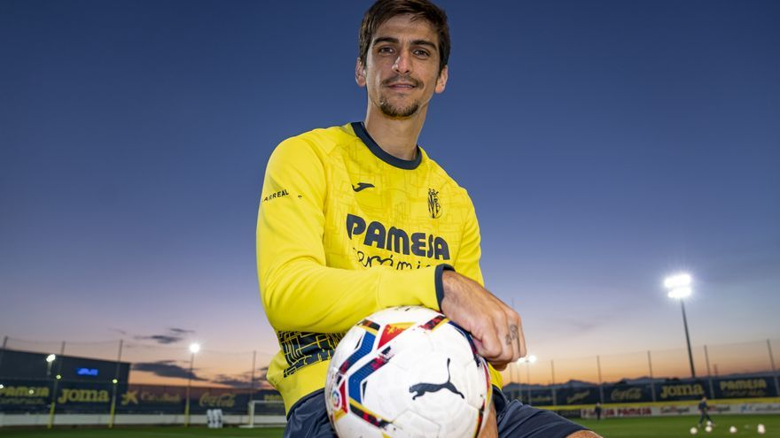 El boom de Gerard Moreno explota a ritmo de récords en el Villarreal