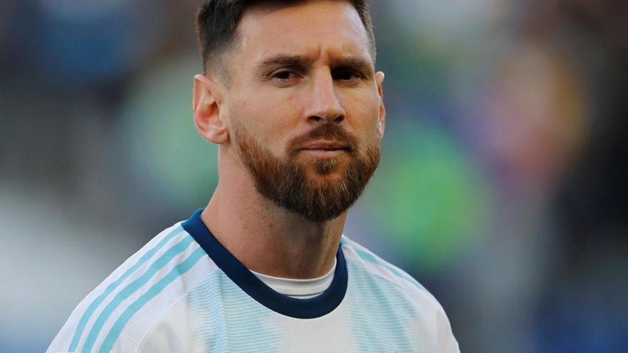 La Conmebol sanciona tres meses a Messi por sus críticas en la Copa América