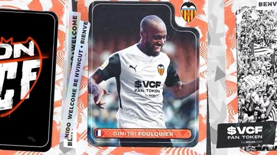 Dimitri Foulquier ya es jugador del Valencia CF