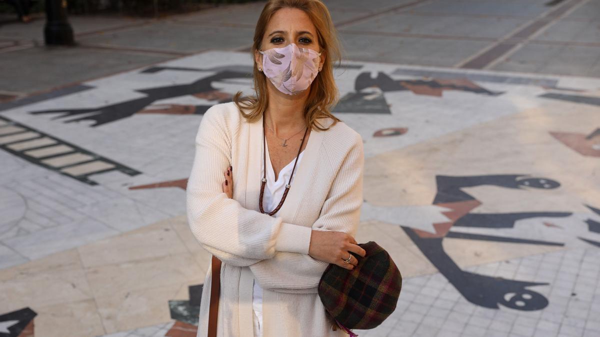 Lara Martínez.