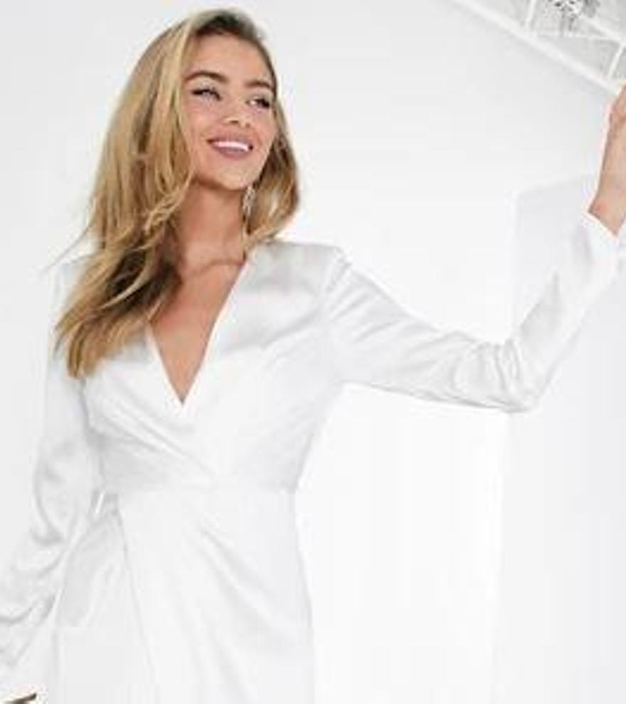 Asos tiene los vestidos de novia low cost más bonitos de la temporada