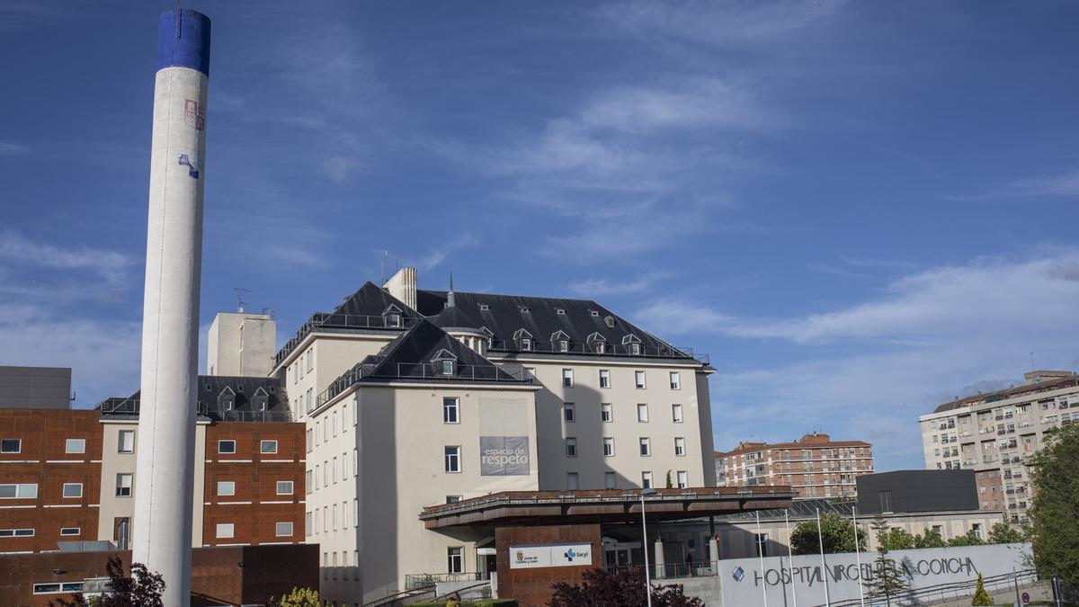 Hospital Virgen de la Concha.