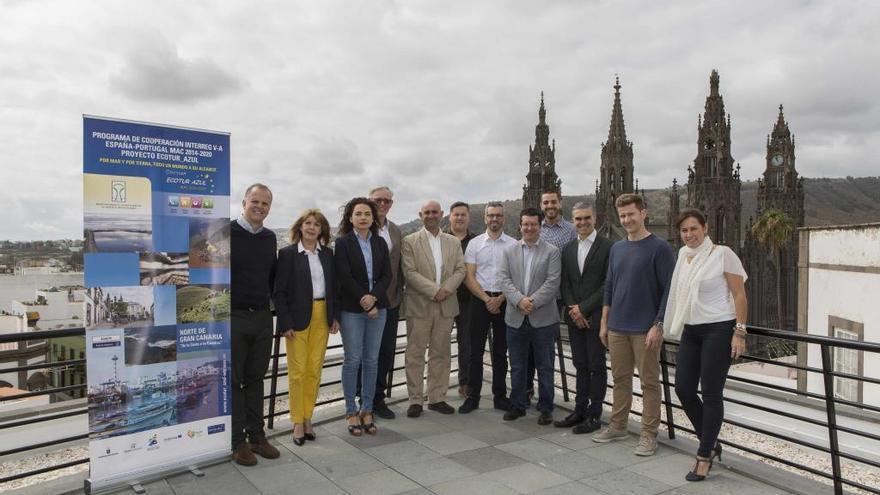 Ecotur Azul, una oportunidad para el desarrollo del turismo sostenible en el Norte