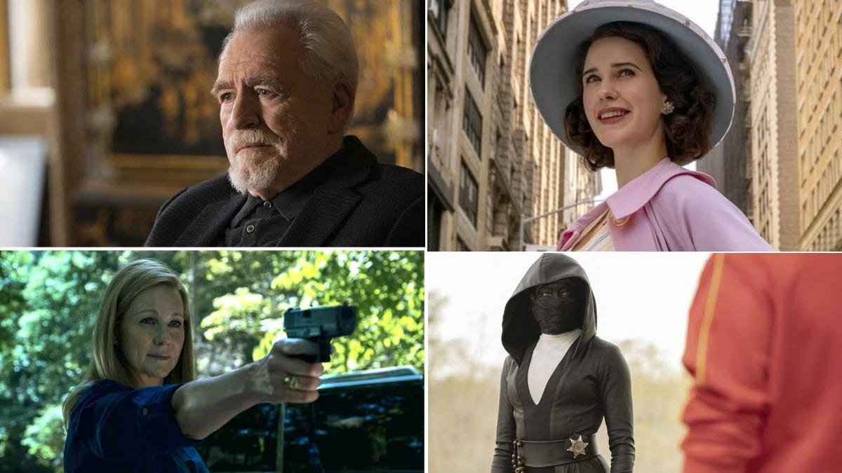 Brian Cox, Laura Linney, 'Watchmen' y 'La maravillosa Señora Maisel', los favoritos.