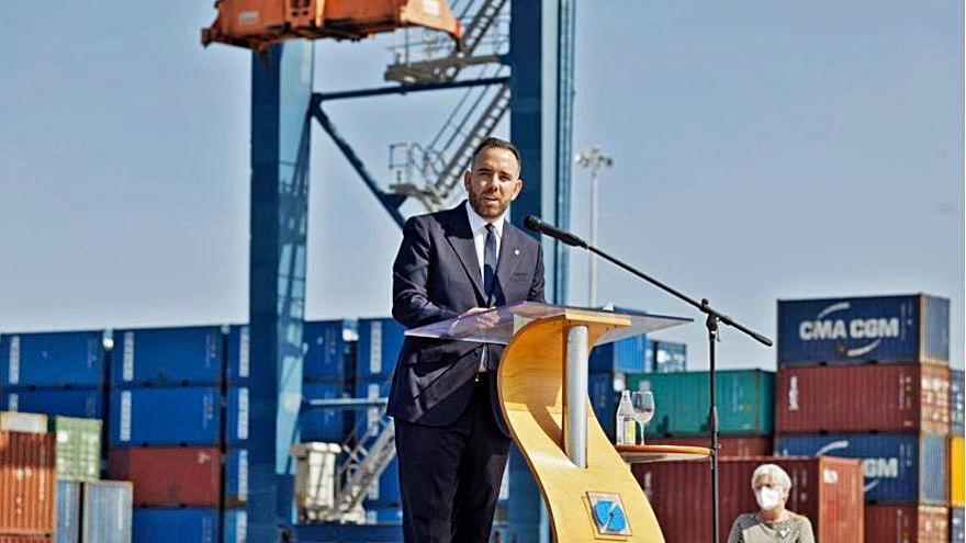 PortCastelló negocia alianzas con plataformas logísticas próximas para aumentar su actividad