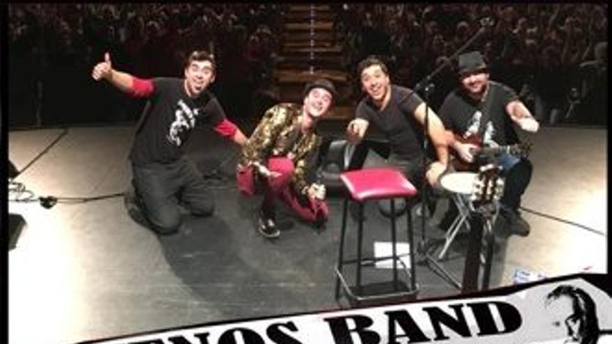 Jimenos Band – Tributo a los grandes Maestros