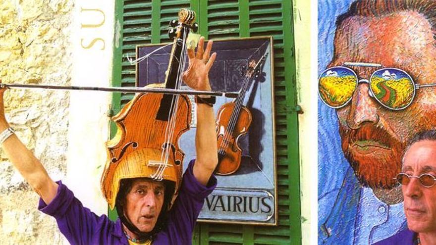 Muere Arthur Rhodes, pintor afincado en Deià