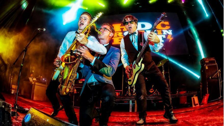 El rock and roll de MFC Chicken, este jueves en Alicante