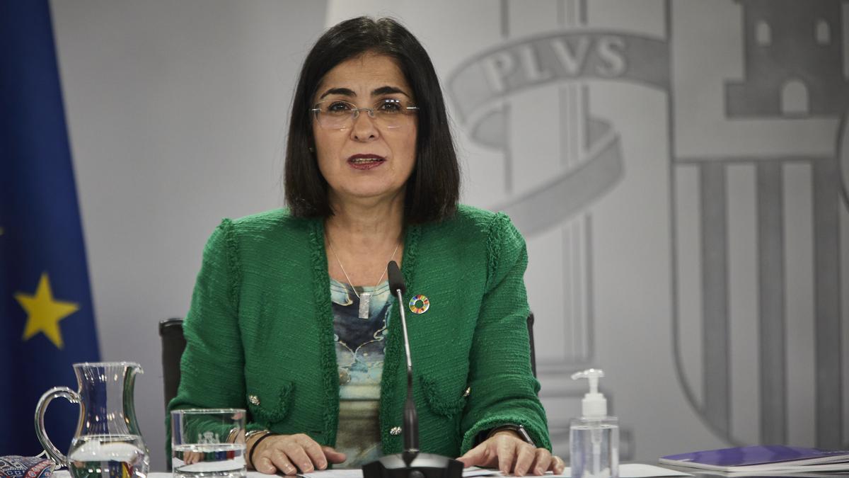 Darias anuncia que destinarán 600 millones del fondo europeo a la modernización de las administraciones públicas