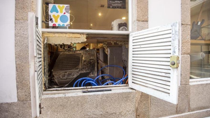 """Un hostelero de A Coruña tras sufrir un robo: """"Primero la pandemia y ahora esto. Nadie se lo merece"""""""