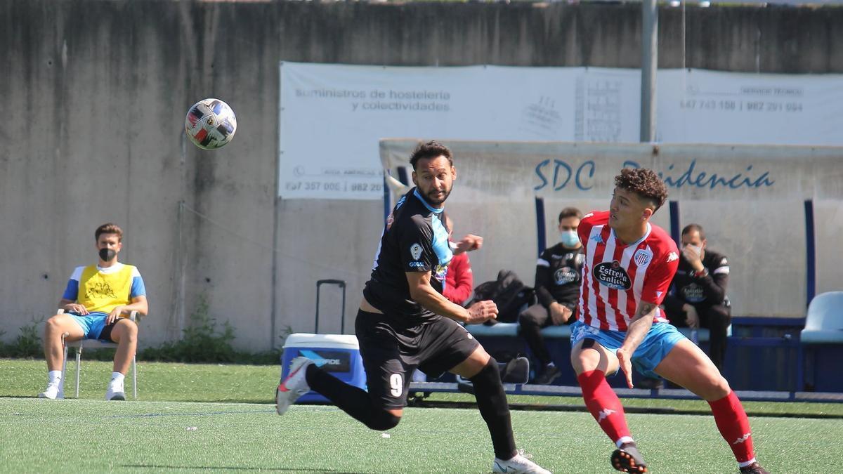 Los vilagarcianos llevan un solo gol en los últimos tres encuentros.
