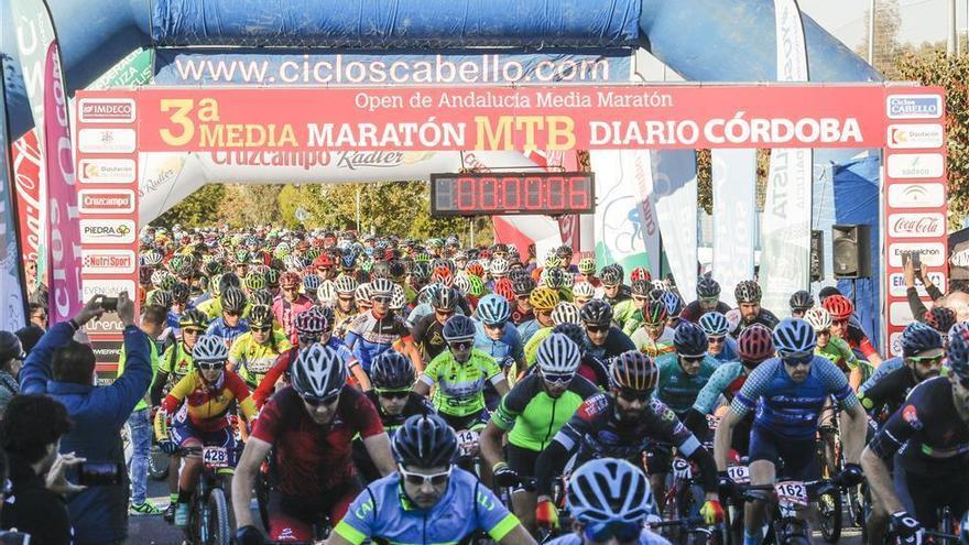 La MTB Diario CÓRDOBA supera los 600 inscritos