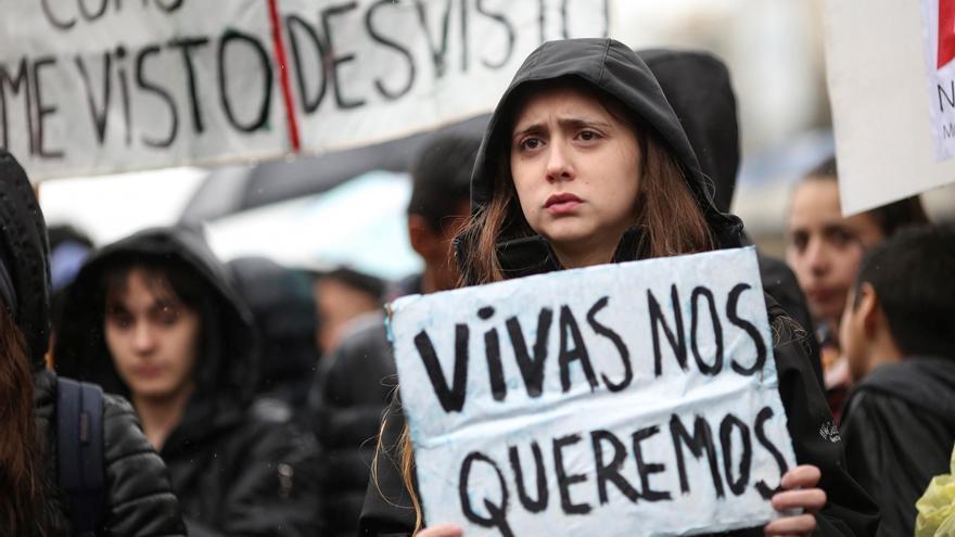 Convocan varias concentraciones contra la violencia machista en Murcia este viernes