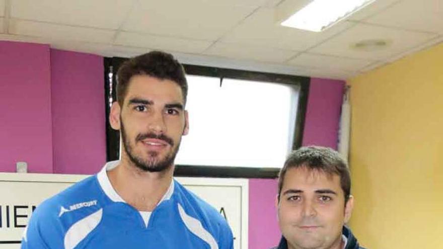"""Adrián Prieto: """"Cajasur es un equipo con dos caras"""""""