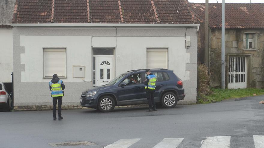 La Policía Local de Vilagarcía puso 315 multas COVID desde el inicio del estado de alarma, en octubre