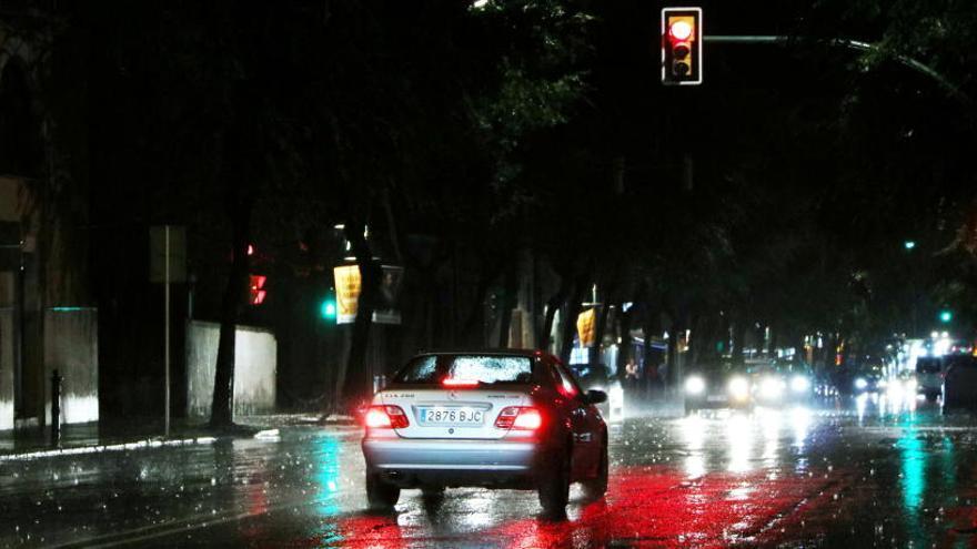 Leslie a Catalunya: sis hospitalitzats per les pluges, cinc en estat greu