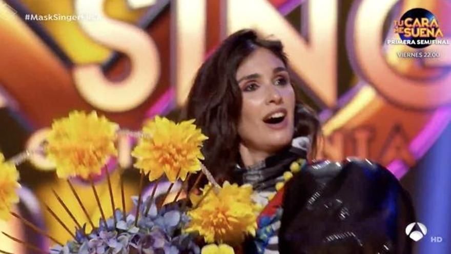 Paz Vega se hace con la final de 'Mask Singer' tras la máscara de Catrina