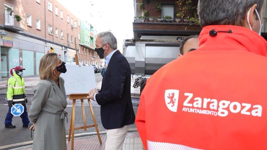 Zaragoza iniciará en octubre un nuevo plan de asfaltado que incluirá 20 calles