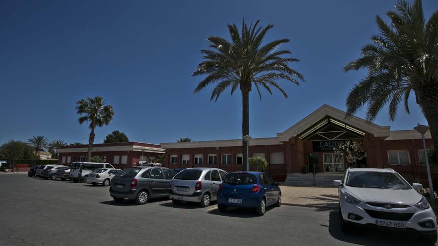 El Newton College de Elche suspende las clases presenciales hasta el 8 de febrero