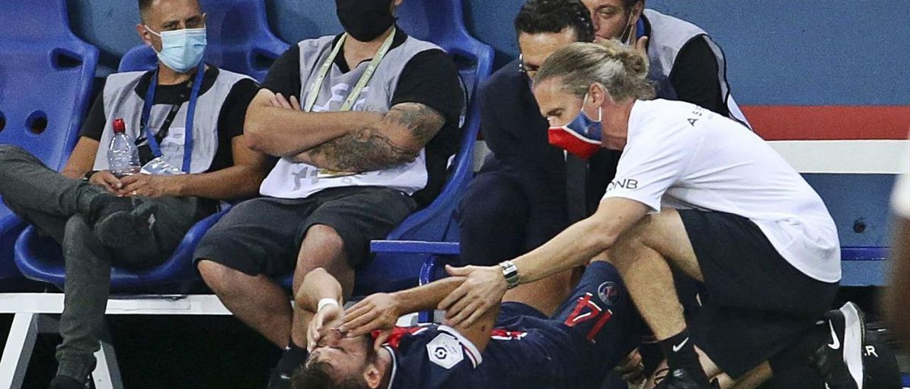 Una rotura de ligamento deja KO a Bernat 6 meses