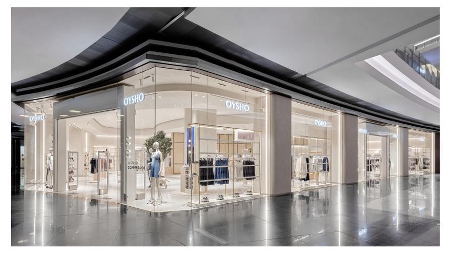 Oysho abre nueva tienda en Marineda City