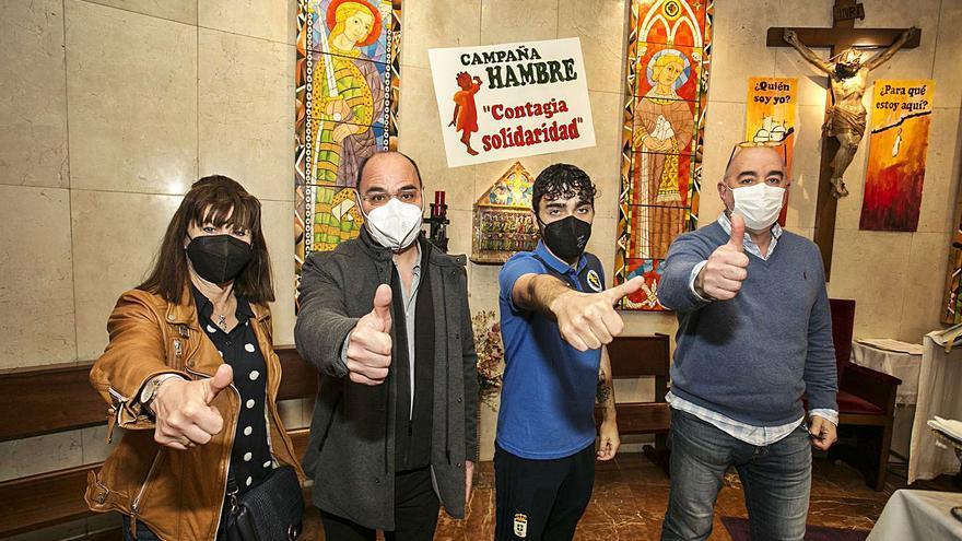 La parroquia de Teatinos bate récords y logra 12.000 euros para Manos Unidas