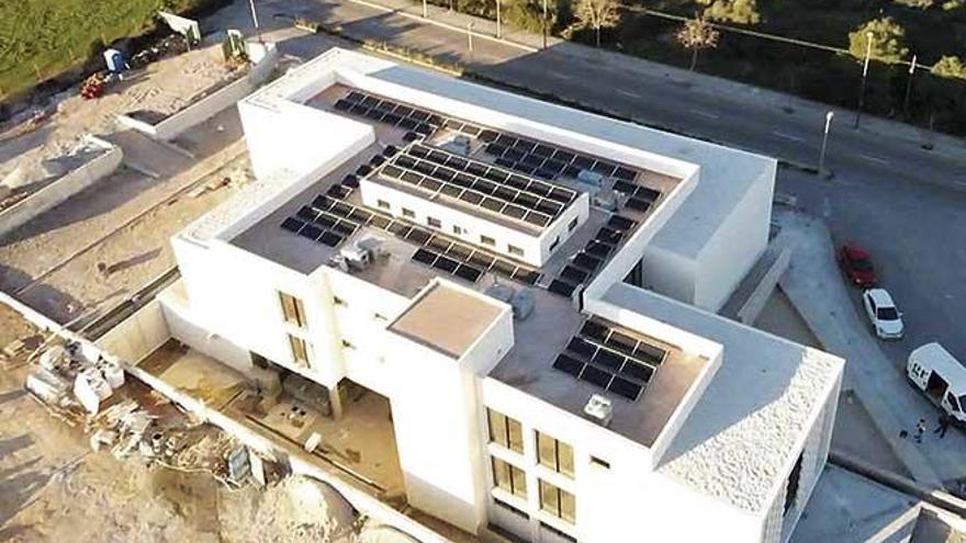 Cinco hoteles y un spa de Mallorca 100% solares