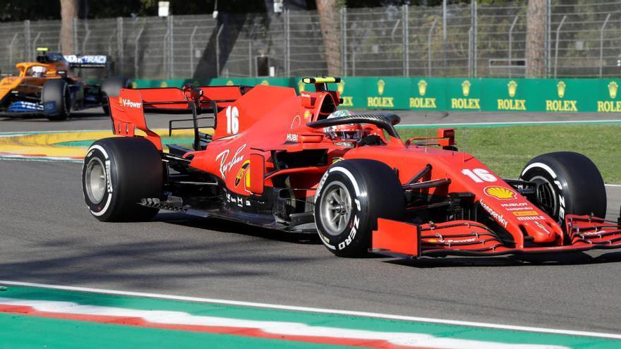 Clasificación del GP de Emilia Romaña, en directo