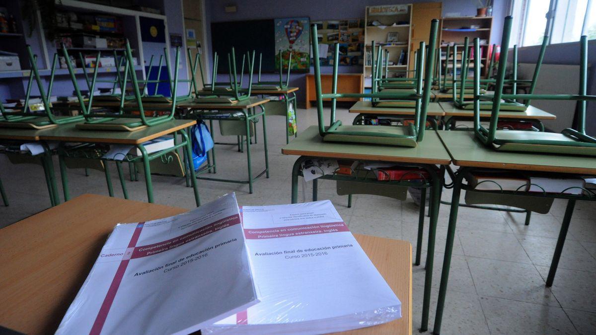 La Xunta plantea adelantar los exámenes de recuperación de ESO, 1º de Bachillerato y FP Básica.