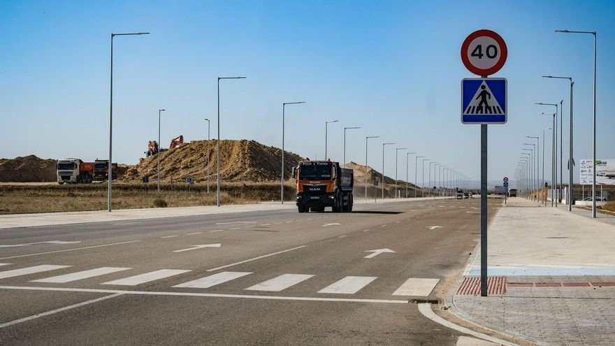 La plataforma logística de Badajoz ya cuenta con 11 proyectos empresariales