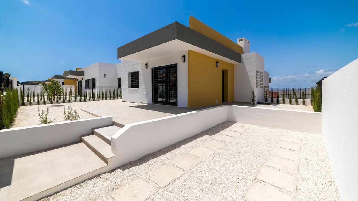 Los Altos de Alicante: Su ubicación permite disfrutar de máxima tranquilidad y desconexión
