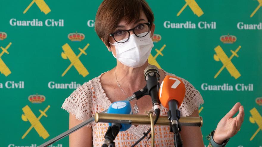 Interior valora incentivar a los agentes que luchan contra los narcos en el Campo de Gibraltar