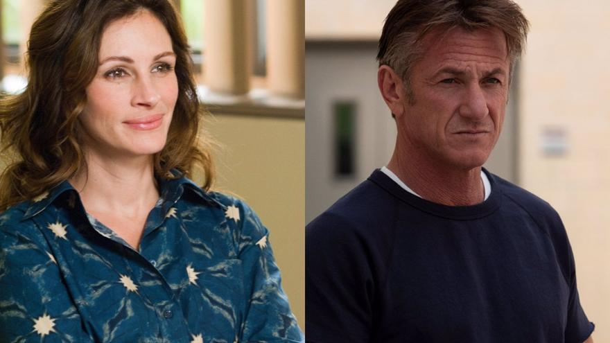 Julia Roberts y Sean Penn protagonizarán una serie sobre el caso Watergate