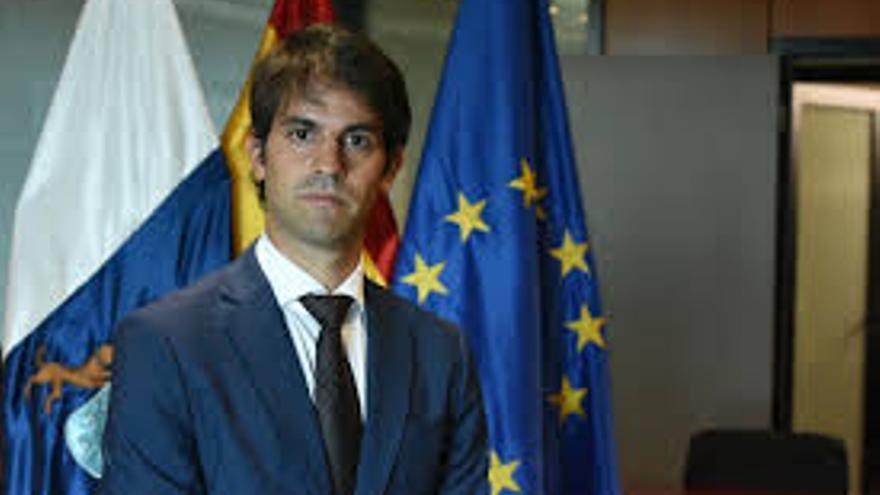 El tinerfeño Pablo Hernández se pone al frente de la Zona Especial Canaria