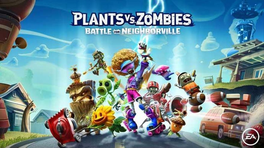'Plants vs Zombies: La Batalla de Neighborville': un 'shooter' de pura raza