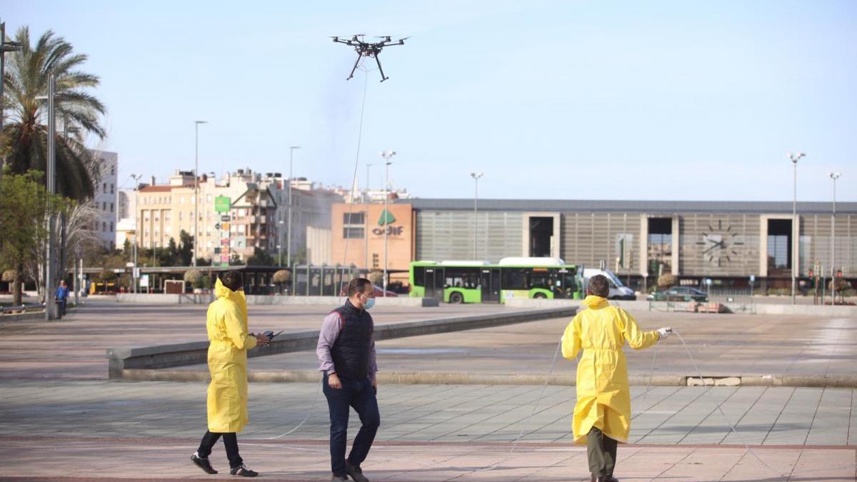 Sadeco fumigará con dron contra los mosquitos del virus del Nilo en Córdoba